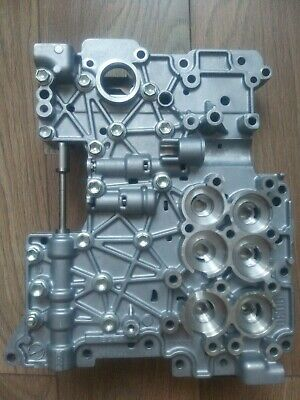 SUBARU 4EAT VALVE Body And All Solenoids 2001-2005 Lifetime
