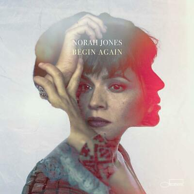 Norah Jones - Begin Again - New CD Album - Released 12/04/2019