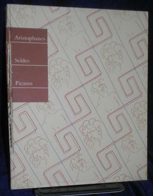 Lysistrata 1934 Signed by Pablo Picasso #56/1500!
