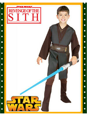 Child's Star Wars Anakin Skywalker Costume Small 4-6