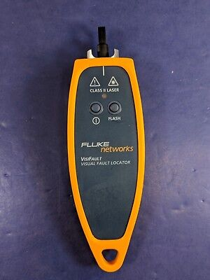 Fluke VisiFault Visual Fault Locator, Very Good condition