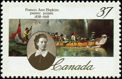 Canada Scott 1227 Frances Ann Hopkins  VF-82 MNH OG (19825)'