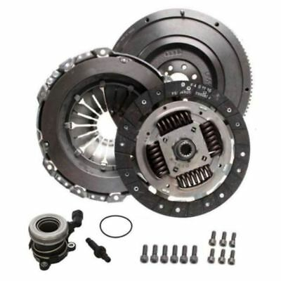 OPEL ASTRA H 1.7CDTI 1.7 DUAL TO SINGLE MASS FLYWHEEL AND CLUTCH KIT WITH CSC