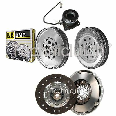 Ecoclutch 2 Part Clutch And Luk Dmf With Csc For Vauxhall Zafira Mpv 1.9 Cdti