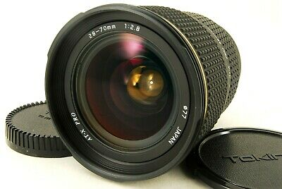 703 Tokina AT-X PRO AF 28-70mm f/2.8 for Minolta Sony A-mount ***EXC+++***