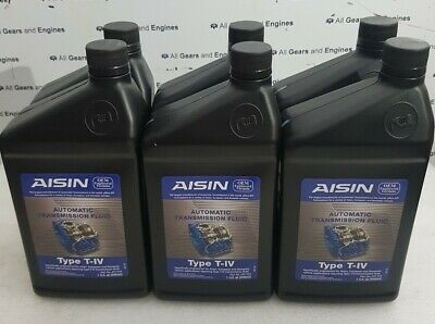 AW-1 ATF FOR Aisin Warner 20L WSS-M2C924A 31256774 LR022460 93165147