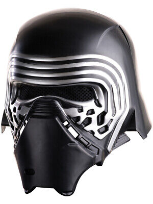 Adults Star Wars Episode VII Kylo Ren Dark Jedi 2-Piece Helmet Costume Accessory
