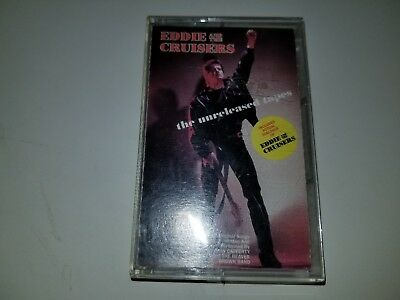 Eddie And The Cruisers - The Unreleased Tapes - Scottie Bros 72392 Cassette Tape