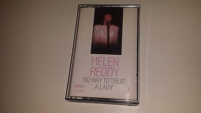 Helen Reddy - No Way To Treat A Lady - Capitol 9025 -  Cassette Tape