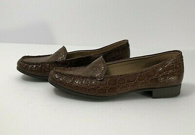 3e5037307cf ANNE KLEIN IFLEX Women s Shoes Penny Loafers Romy Chocolate Brown ...