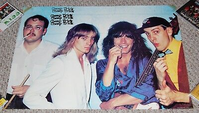 CINDERELLA MUSIC LOT OF 2 POSTERS FREE SHIP #1186   LW17 O GROUP POSE