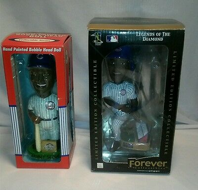 ☆ Lot New Sammy Sosa Chicago Cubs Bobblehead All Star & Forever Collectibles F/S