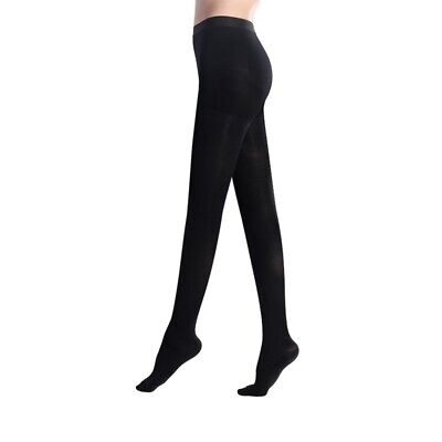 New FDA Opaque Compression Stockings Pantyhose 15-20mmHg Moderate Support