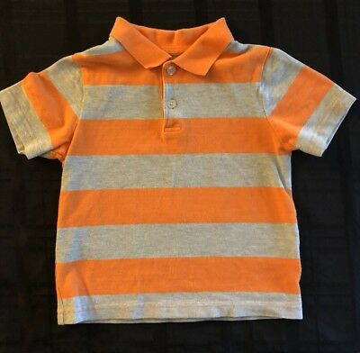 Faded Glory Toddler Boy Polo Shirt Size 3T