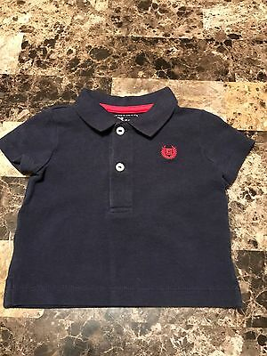 Chaps baby boy polo shirt 3 Months