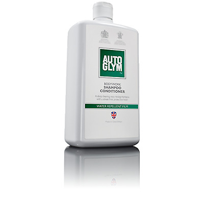 Genuine reseller Autoglym 1L Bodywork Shampoo Conditioner 1 Litre