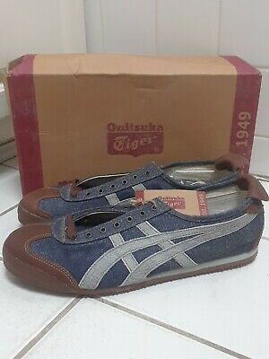 watch 14ccd 42b92 NEW ONITSUKA TIGER MEXICO 66 DELUXE TH4G1L NIPPON MADE Men's ...