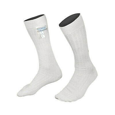 Alpinestars ZX socks white (with FIA homologation) - Genuine - XL