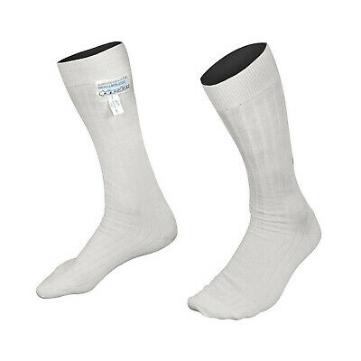 Alpinestars RACE socks white (with FIA homologation) - Genuine - L