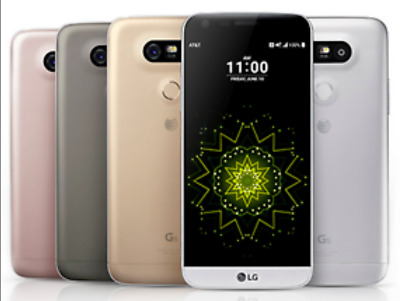 LG ANDROID SMARTPHONE Model m327 Cricket Hard Reset Used 2