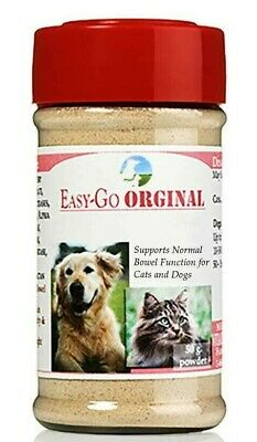 Vitality Science Easy Go for Cats & Dogs | Relieves Cat & Dog Constipation