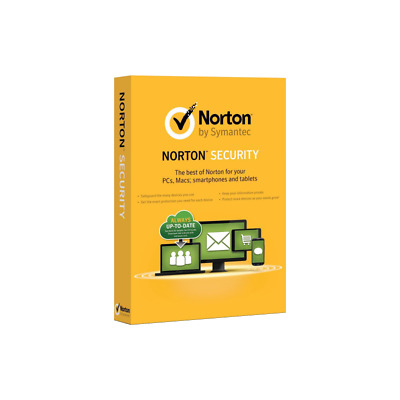 Norton Security Deluxe 1-Year 3-Device  [UK][EU]