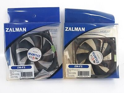 resistor 9 cm PQ973 Zalman ZM-F2 92mm Case FAN
