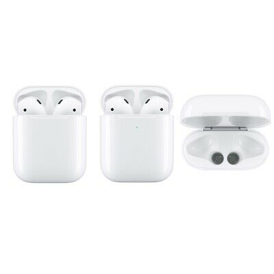 Apple Airpods (Gen 2) with Charging Case | Wireless Charging Case | Case Only