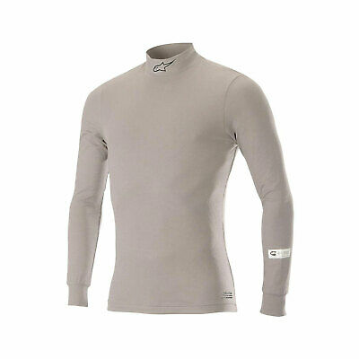 Alpinestars RACE V2 Longsleeve Top Grey (with FIA homologation) - Genuine - XL