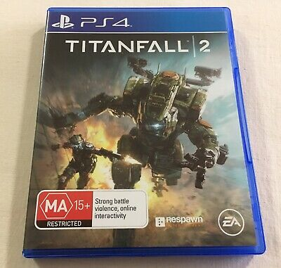Titanfall 2 - Playstation 4 PS4 Game | Like-New
