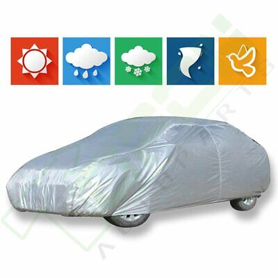 Waterproof Full Car Cover For Cadillac DeVille 1994-2002 2003 2004 2005 CSC