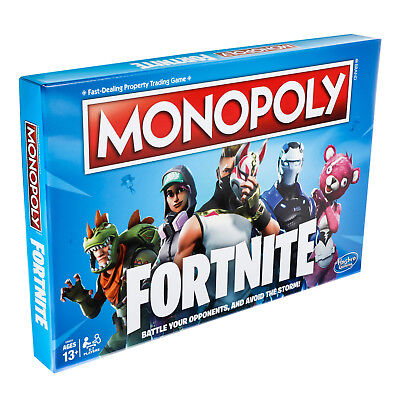 Monopoly Fortnite Edition Board Game Brand New Sealed