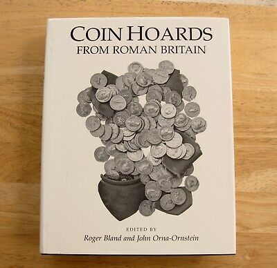 Coin Hoards From Roman Britain, Vol X - Hardcover