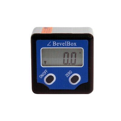 Inclinometer Mini LCD Digital Protractor High Quality Premium Angle Meter Tool