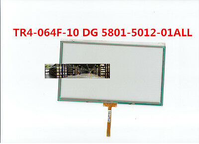 """1PCS New For 162*110 TR4-077F-01-UN 7.7/""""inch Touch Screen Glass ##KOF G"""