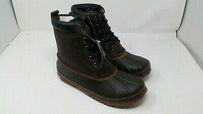 65fe3e87d99 LONDON FOG MENS Ashford 2 Waterproof and Insulated Boot (Size 11M ...