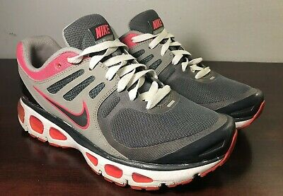 best service c5ed1 09356 Nike Air Max Tailwind 2 Womens Running Training Shoes Size 9 pink gray