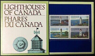 Canada Stamp - Thematic Collection #28, 1984 Lighthouses of Canada