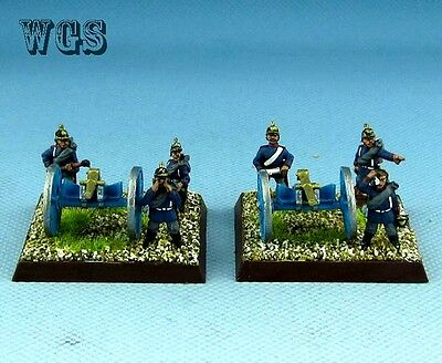 15mm Franco Prussian War WGS painted Prussian Bavarian Cavalry Cheveau Leger