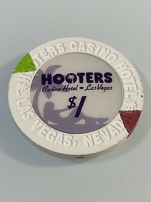 1 Real Fremont Hotel $1 Clay Casino Chip Las Vegas Nevada FREE SHIPPING*