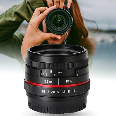 25mm f1.8 Wide Angle Manual Focusing Lens Accessories for Canon /Sony Mount