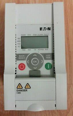 Eaton MMX34AA4D3F0-0 Frequency AC Motor Drive 3x400-480V 1,5kW