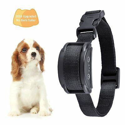 Anti-Barking Collar Automatic Bark Stop Collar, Rechargeable Dog Training Collar
