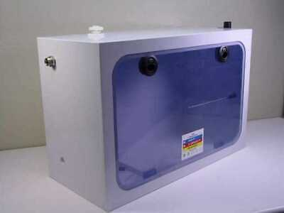 Medium-Sized 13 x 27.5 x 18.5 Chemical Resistant Container