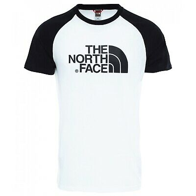 41f06037c8 VÊTEMENT T-SHIRTS THE North Face homme Raglan Easy Tee taille Blanc ...