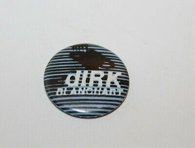 Vintage Dirk Blanchart Badge Music Collectable