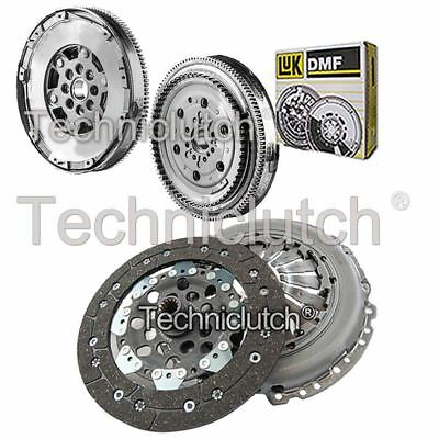 Clutch Kit And Luk Dmf With Luk Csc For Vauxhall Corsavan Box 1.3 Cdti 16V