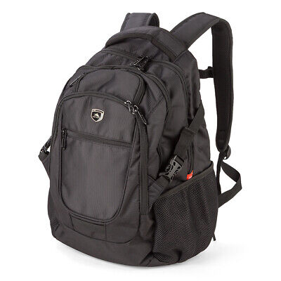NEW High Sierra Harvard Backpack Black