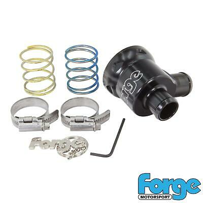 Black - Forge Recirc Diverter Valve for 1.8T Golf mk4 GTI Audi S3 8L Leon 1M