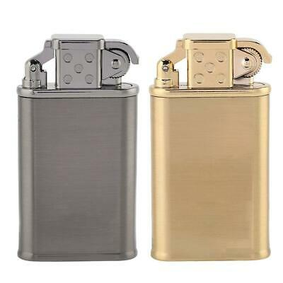 Windproof Refillable Lighter Metal Refillable Jet Flame Butane Gas Lighter